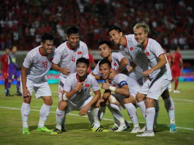 """Nóng 24h qua: ĐT Việt Nam nhận thưởng """"nóng"""" sau khi đánh bại ĐT Indonesia"""