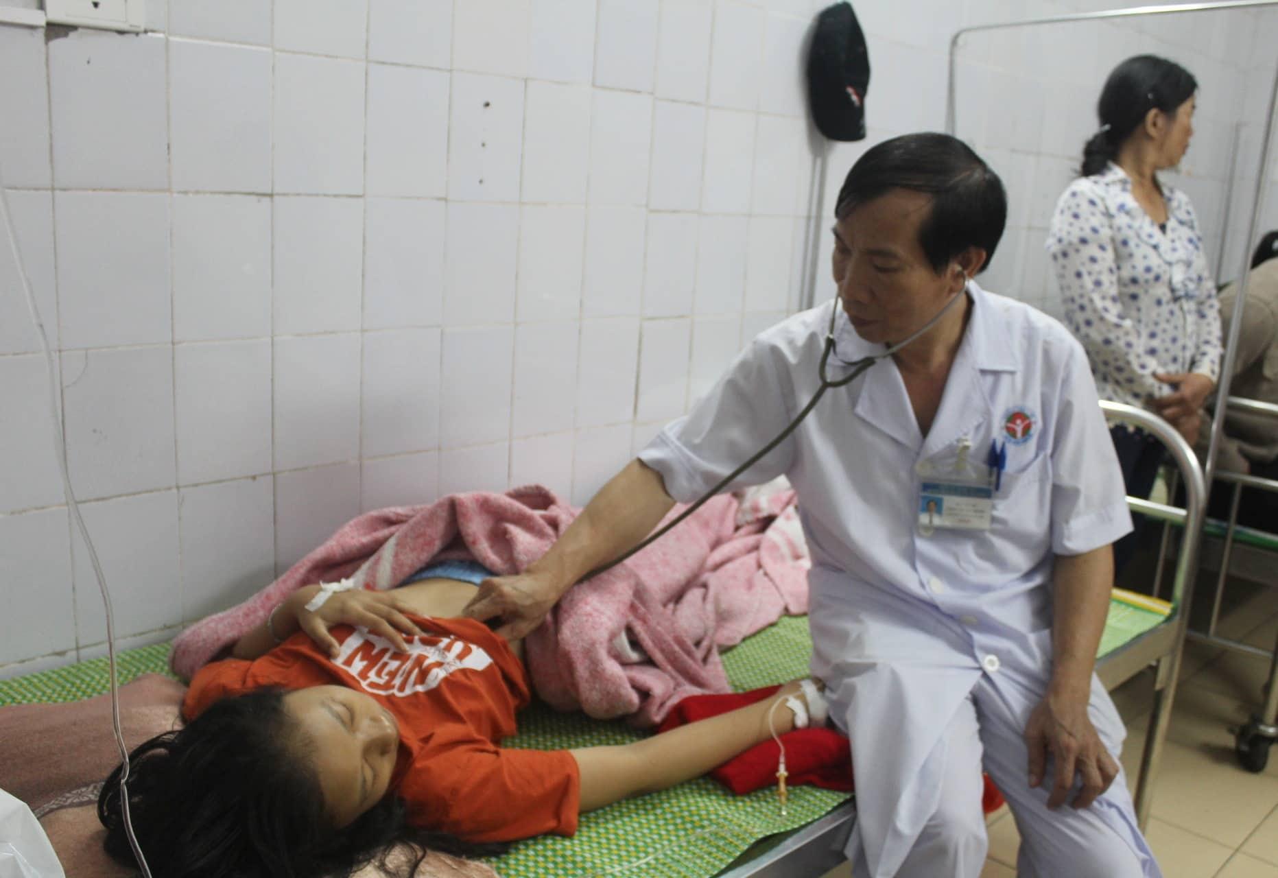 Sét đánh 1 người chết, 5 người bị thương ở Nghệ An - 1
