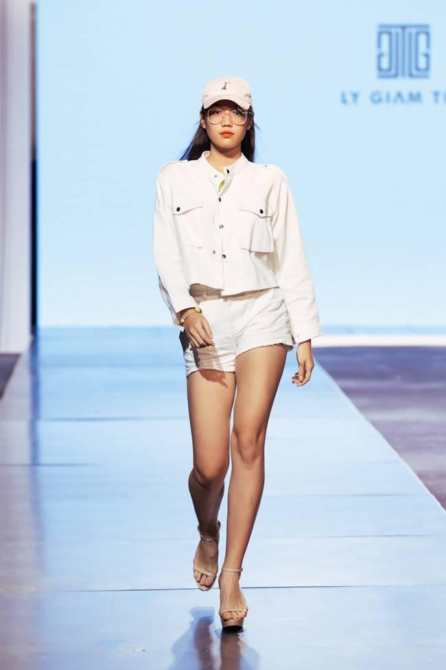 Thí sinh Hoa hậu Hoàn vũ tổng duyệt fashion show - 1