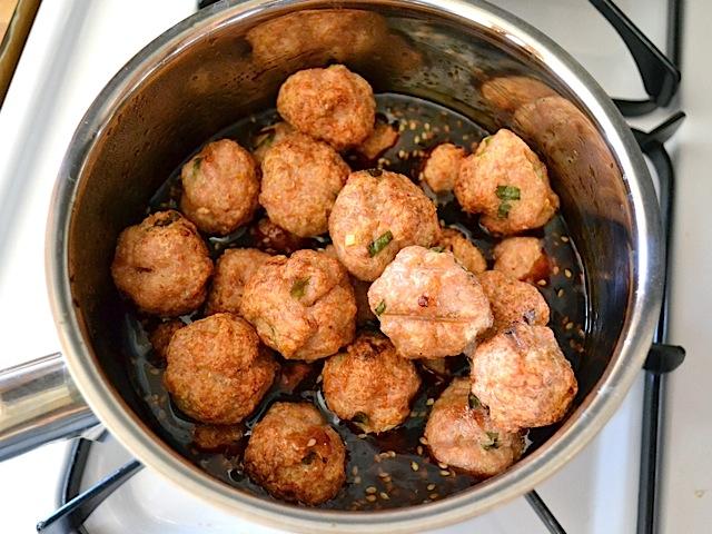 Cách làm kiểu mới khiến món thịt viên sốt mặn ngọt không ngán dầu mỡ - 4