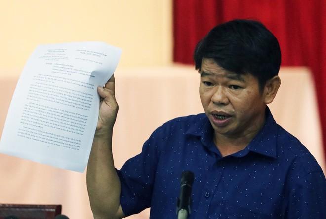 Thủ tướng yêu cầu Bộ Công an điều tra vụ nước sạch sông Đà nhiễm dầu thải - 1