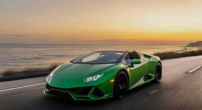 Volkswagen đã bác bỏ những tin đồn về việc bán thương hiệu Lamborghini - 1