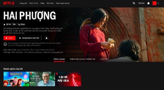 Cách chuyển giao diện, chọn phụ đề tiếng Việt khi xem phim trên Netflix - 1