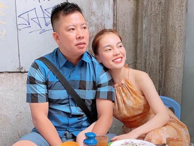 Giang Hồng Ngọc công khai chồng hơn 8 tuổi sau 1 năm sinh con tại Mỹ