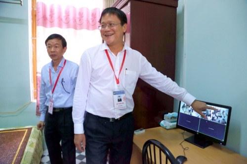 Thứ trưởng Bộ GD-ĐT Lê Hải An đột ngột qua đời tại trụ sở - 1