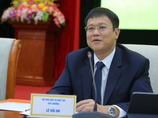 Bộ GD-ĐT thông tin nguyên nhân Thứ trưởng Lê Hải An đột ngột tử vong