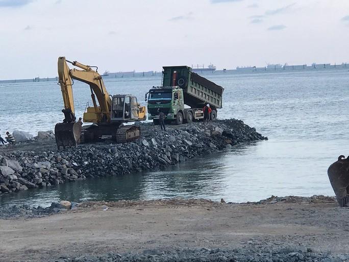 Choáng với dự án độc chiếm 1 phần bãi biển Vũng Tàu nhìn từ trên cao - 1