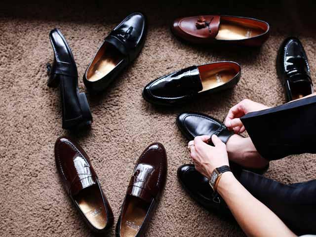 4 bí quyết chọn giày phù hợp và lịch lãm dành cho các chàng
