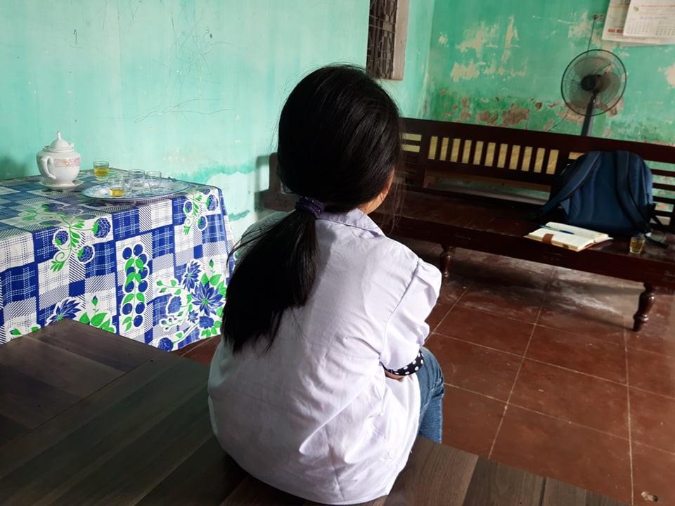 Khởi tố vụ bé gái ở Hà Nội bị xâm hại khi sang nhà hàng xóm chơi - 1