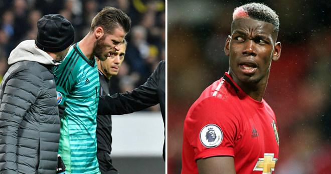 MU gặp đại họa: Mất De Gea lẫn Pogba, đấu Liverpool lấy rổ đựng bóng? - 1