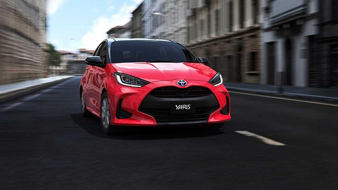 Toyota Yaris 2020 thế hệ mới ra mắt phiên bản toàn cầu - 1