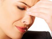 Tin tức sức khỏe - Bệnh viêm xoang có lây không? Có nguy hiểm không? Đâu là cách điều trị hiệu quả?
