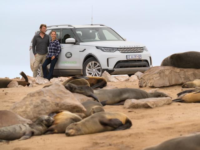 Cơ hội chinh phục vùng đất thiên nhiên kỳ vĩ Namibia với Land Rover