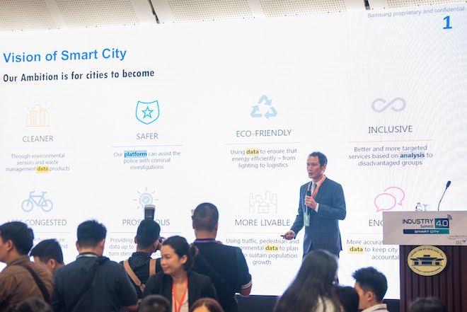 """Samsung: """"Việt Nam là trung tâm lớn thứ 2, chỉ sau đại bản doanh tại Hàn Quốc"""" - 1"""