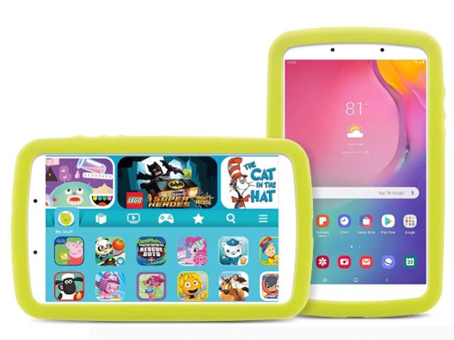 """HOT: Samsung """"trình làng"""" Galaxy Tab A Kids dành cho trẻ em"""