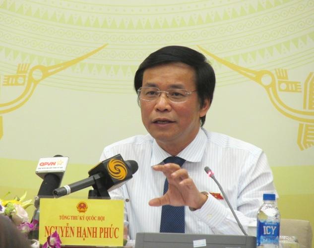 Vì sao Quốc hội chưa phê chuẩn người thay bà Nguyễn Thị Kim Tiến? - 1