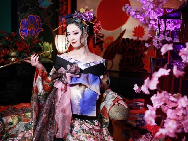 Bí mật thế giới của những kỹ nữ hạng sang ở Nhật Bản