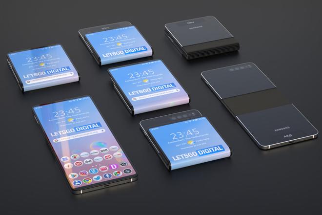"""Galaxy Fold 2 sẽ """"bung lụa"""" vào tháng 4 năm sau - 1"""