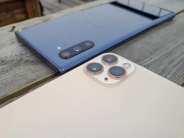 iPhone 11 Pro Max đọ sức cùng Galaxy Note10+ và kết quả bất ngờ