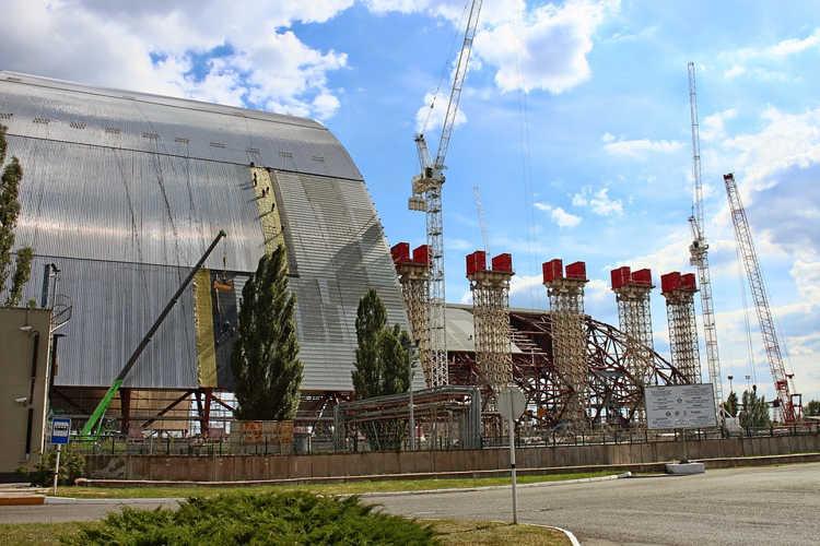 Chính phủ Ukraine biến thảm họa Chernobyl thành điểm thu hút khách du lịch - 1