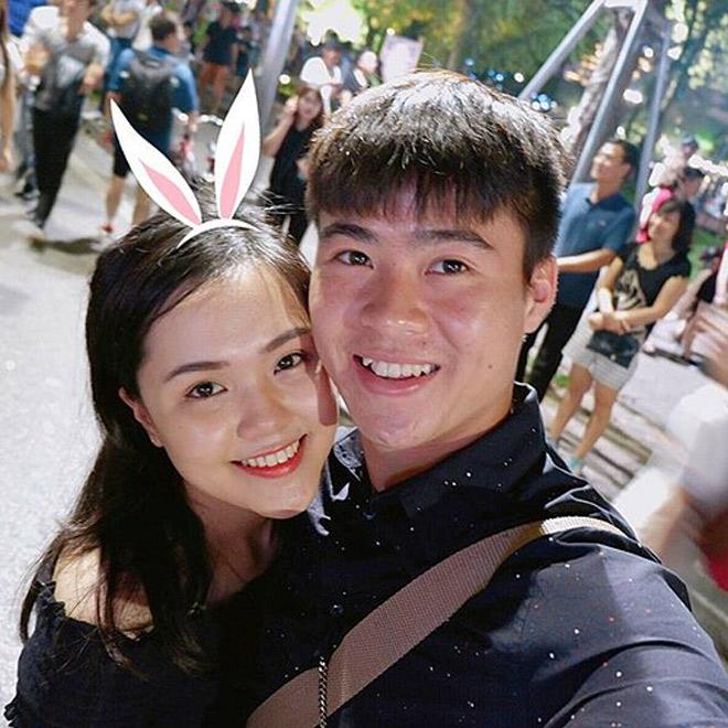 """Duy Mạnh và bạn gái dự """"Tuần lễ Trang sức DOJI 2019"""" - 1"""