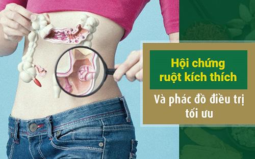 Hội chứng ruột kích thích là gì? Chế độ ăn và bài thuốc chữa hiệu quả - 1