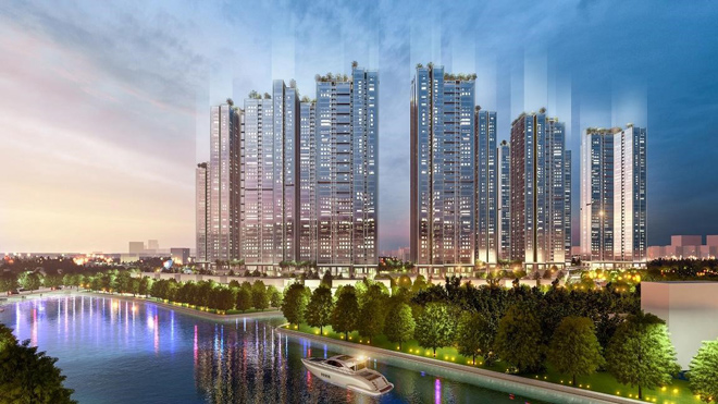 Sunshine City Sài Gòn - Không gian sống thịnh vượng bậc nhất Nam Sài Gòn - 1