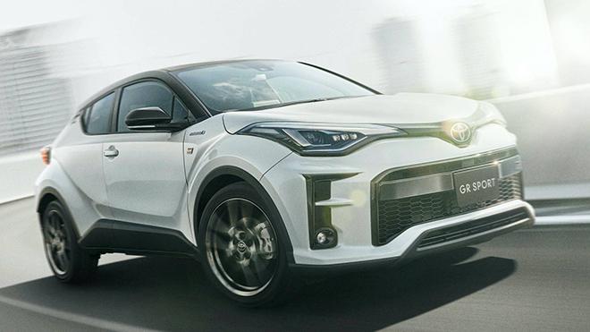 Toyota C-HR 2020 ra mắt phiên bản facelift, được tinh chỉnh thể thao và trẻ trung hơn - 1