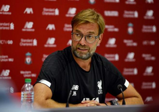 """Họp báo MU - Liverpool: Klopp nghi Solskjaer """"tung hỏa mù"""" - 1"""