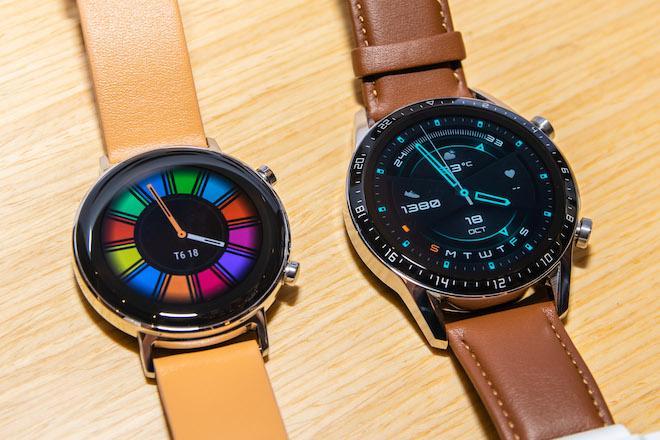 Siêu phẩm đồng hồ thông minh Huawei WatchGT 2 có pin 2 tuần, giá từ 5,49 triệu - 1