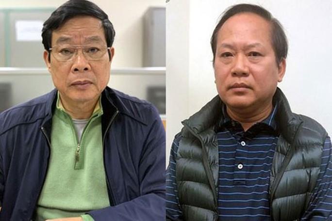Truy tố cựu bộ trưởng Nguyễn Bắc Son nhận 3 triệu USD vụ MobiFone mua AVG - 1