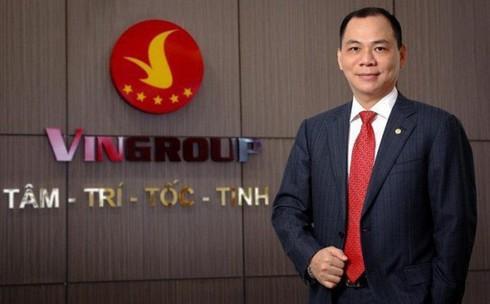 Đại gia tuần qua: Vingroup mua lại Đô thị Sài Đồng - 1