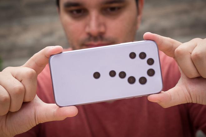 Muôn kiểu camera trên smartphone biến hình như thế nào - 1