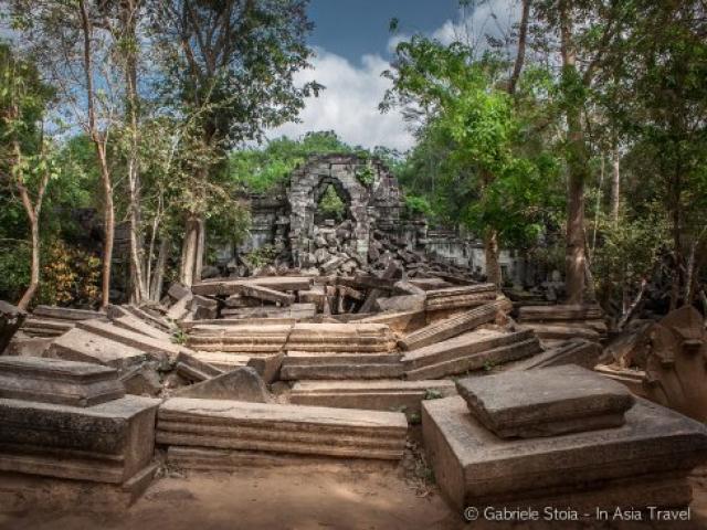 Tìm ra thành phố bí ẩn cổ xưa hơn cả Angkor Wat trong rừng sâu Campuchia