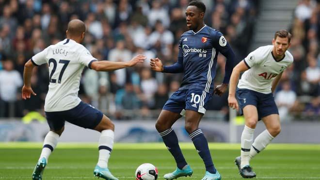 Video highlight trận Tottenham - Watford: Bàn thắng tranh cãi, kết quả ngạc nhiên (Vòng 9 Ngoại hạng Anh) - 1