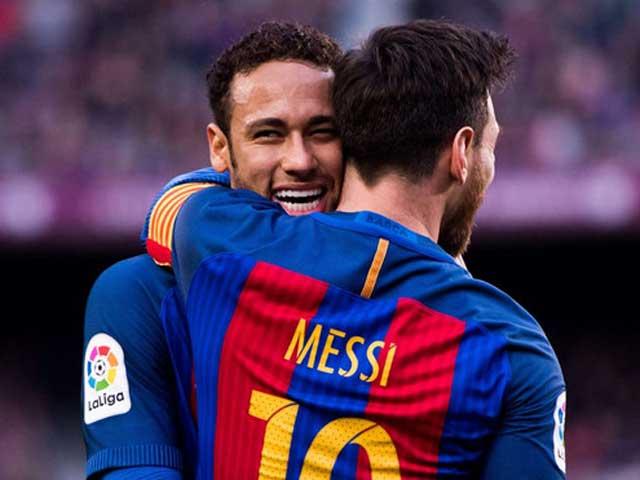 """Messi không muốn làm """"người hùng trọn đời"""" của Barca, hé lộ sốc về vụ Neymar - 1"""