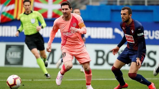 """Eibar – Barcelona: Mơ vượt Real chiếm ngôi đầu, xả hận """"Siêu kinh điển"""" - 1"""