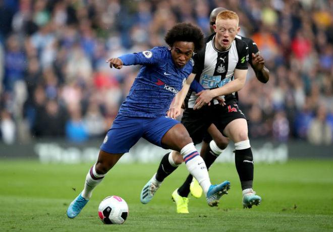 Video highlight trận Chelsea - Newcastle: Người hùng bất ngờ, bay cao xứng đáng (Vòng 9 Ngoại hạng Anh) - 1