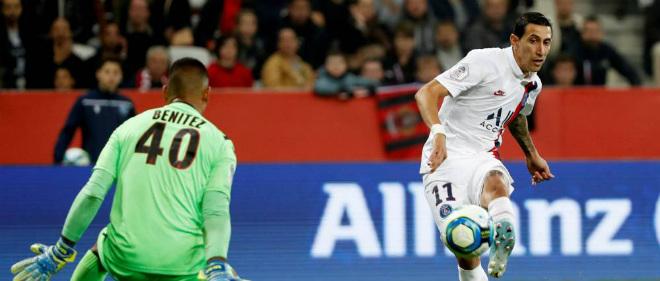 """Video highlight trận Nice - PSG: """"Thiên thần"""" tung cánh, 2 thẻ đỏ bi hài (Vòng 10 Ligue 1) - 1"""