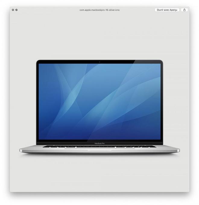 Apple vô tình để lộ hình ảnh MacBook Pro 16 inch - 1