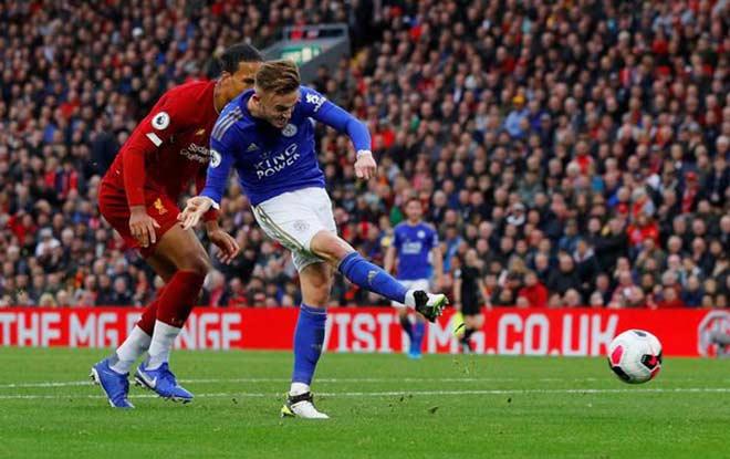 Liverpool đáng sợ nhưng vẫn có điểm yếu: Thời cơ của MU là ở hiệp 2? - 1