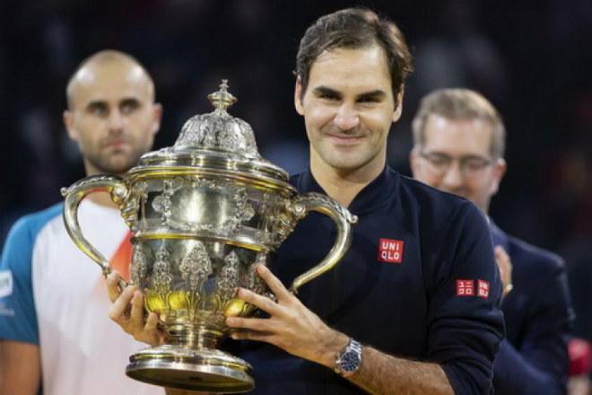 """Tennis 24/7: Federer hẹn """"trả nợ"""" cũ, lộ ảnh Nadal bí mật cưới vợ - 1"""
