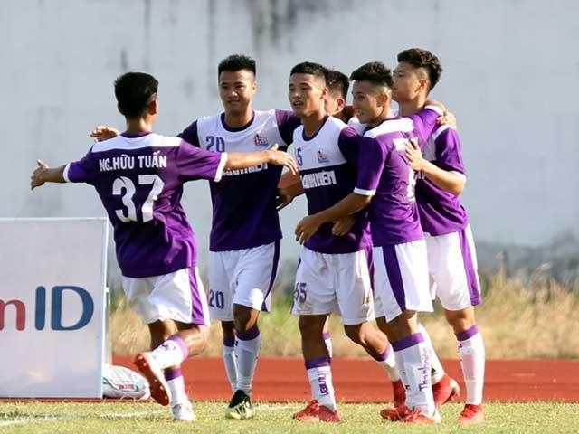 Tin HOT bóng đá tối 20/10: U21 Hà Nội vô địch giải U21 Quốc gia - 1