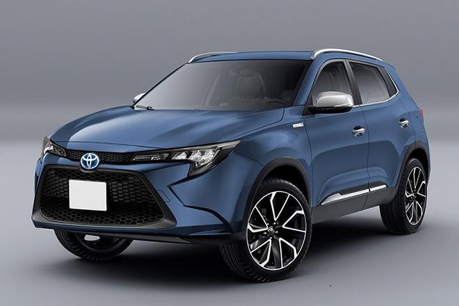 Toyota Rise - mẫu SUV hoàn toàn mới cạnh tranh với Ford EcoSport - 1
