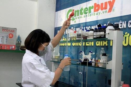 Enterbuy Việt Nam tổ chức xét nghiệm Styren trong nước miễn phí - 1