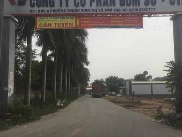 Sếp Công ty gốm sứ Thanh Hà nói gì về việc con dâu là người thuê đổ dầu thải xuống sông Đà?