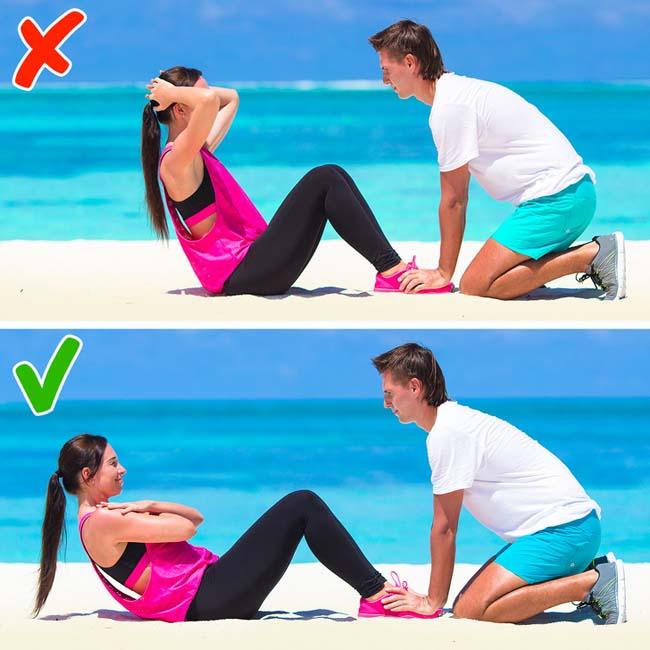 10 lỗi sai khi tập khiến bạn chẳng giảm cân nổi - 1