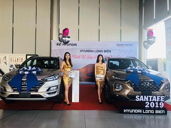 Hyundai Long Biên tổ chức roadshow và lái thử tôn vinh vẻ đẹp phụ nữ Việt Nam 20-10 - 1