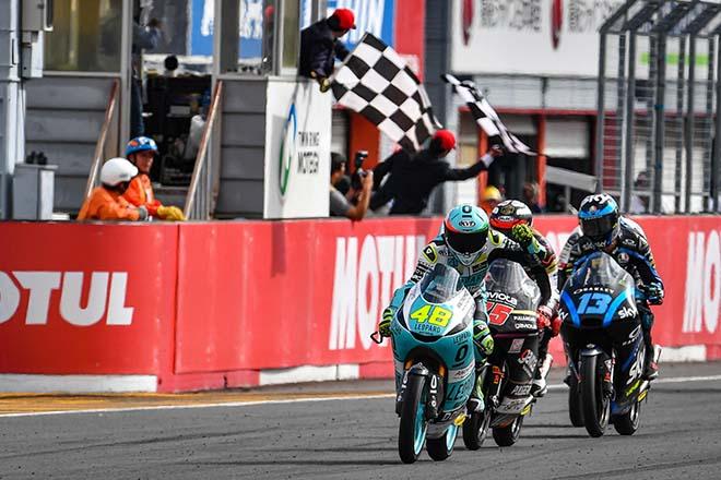 """Đua xe MotoGP, Japanese GP: Chiến thắng thứ 10 cho nhà vô địch, """"cú đúp"""" trên sân nhà - 1"""