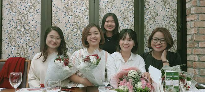 """Những """"hot trend"""" sáng tạo mới nhất trên mạng xã hội trong ngày Phụ nữ Việt Nam 20/10 - 1"""